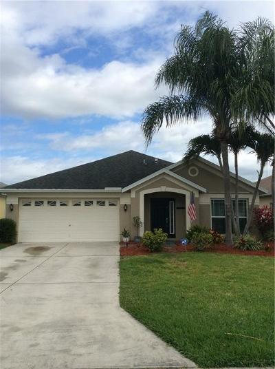Jensen Beach Single Family Home For Sale: 721 NW Waterlily Place