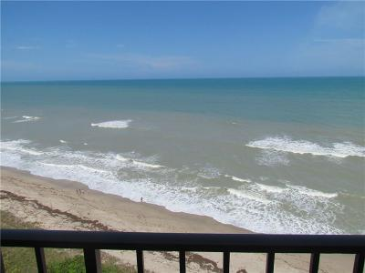 Saint Lucie County Condo/Townhouse For Sale: 9650 S Ocean Dr.
