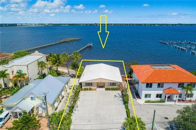 Stuart FL Residential Lots & Land For Sale: $1,095,000