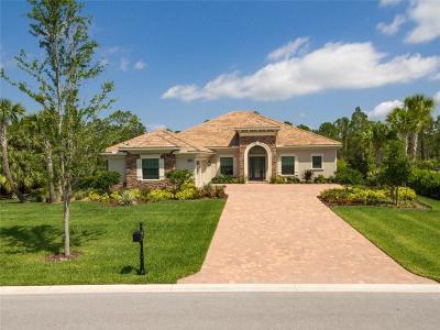 Palm City Single Family Home For Sale: 5113 SW Blue Daze Way