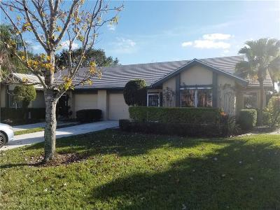 Martin County Single Family Home For Sale: 3178 SW Sunset Trace Circle