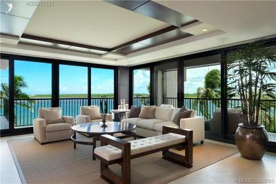Stuart Condo/Townhouse For Sale: 2812 SE Dune Drive