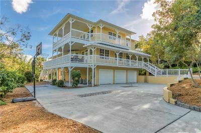 Jensen Beach Single Family Home For Sale: 3860 NE Cheri Drive