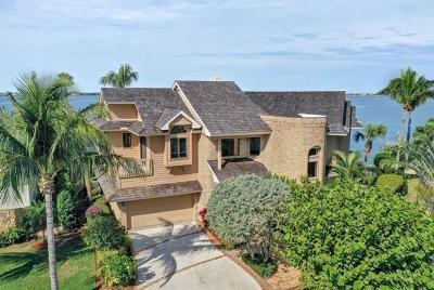 Stuart Single Family Home For Sale: 4323 NE Joes Point Terrace