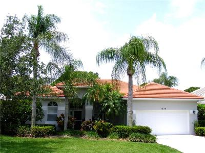 Palm City Single Family Home For Sale: 1620 SW Monarch Club Drive