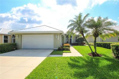 Palm City Single Family Home For Sale: 2848 SW Brighton Way