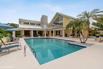 Stuart Single Family Home For Sale: 6660 SE South Marina Way
