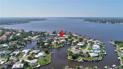 Palm City Single Family Home For Sale: 1798 SW Cabin Place