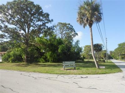 Stuart, Jensen Beach Residential Lots & Land For Sale: 279 SW Harbor Street