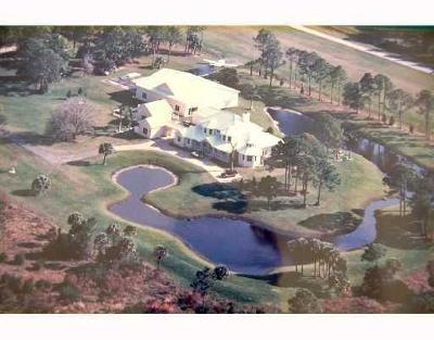Palm City Single Family Home For Sale: 5100 SW Blue Sky Lane