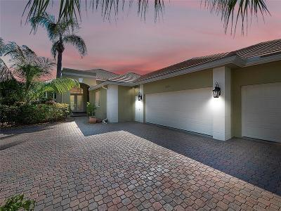 Palm City Single Family Home For Sale: 2456 SW Longwood Drive
