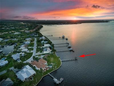Palm City Single Family Home For Sale: 48 SW Riverway Blvd