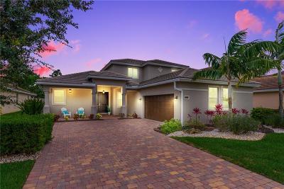 Jensen Beach Single Family Home For Sale: 506 NW Windflower Terrace