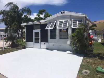 Stuart, Jensen Beach Residential Lots & Land For Sale: 1361 Nettles Blvd