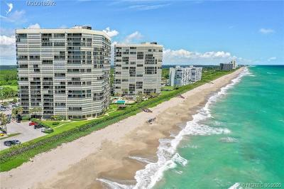 Condo/Townhouse For Sale: 9500 S Ocean Drive