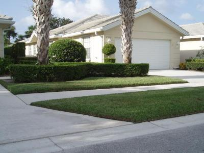 Palm City Single Family Home For Sale: 2977 SW Waterfall Trace