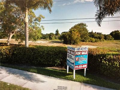 Stuart, Jensen Beach Residential Lots & Land For Sale: NE Dixie Highway