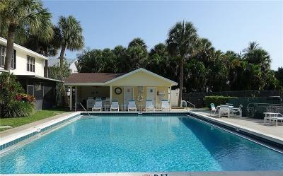 Jensen Beach Condo/Townhouse For Sale: 13521 S Indian River Drive