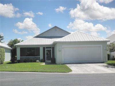 Palm City Single Family Home For Sale: 2266 SW Estella Terrace