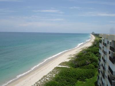 Stuart, Jensen Beach, Hutchinson Island Condo/Townhouse For Sale: 7400 S Ocean Drive