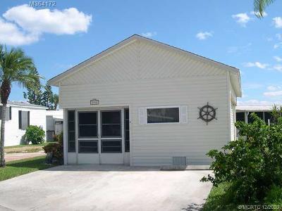 Saint Lucie County Rental For Rent: 894 Nettles Blvd
