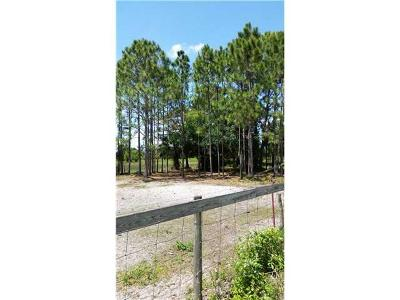Palm City Residential Lots & Land For Sale: Martin Highway