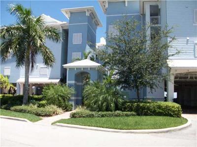 Stuart, Jensen Beach, Hutchinson Island Condo/Townhouse For Sale: 215 NW Flagler Avenue