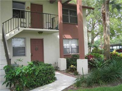 Stuart, Jensen Beach, Hutchinson Island Condo/Townhouse For Sale: 3101 Aster Lane