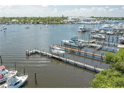 Stuart Single Family Home For Sale: 4642 SE Boatyard Avenue