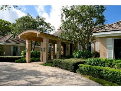 Hobe Sound Single Family Home For Sale: 7108 SE Golfhouse Drive