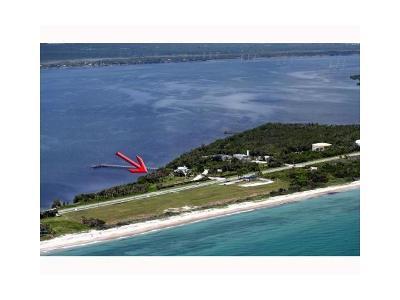 Jensen Beach Single Family Home For Sale: 8 Pelican Pointe Drive