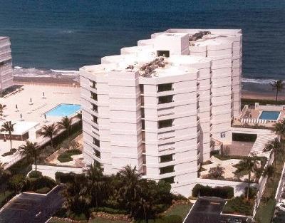 Palm Beach Rental Leased: 3560 S Ocean Boulevard #308