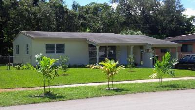 Fort Lauderdale Single Family Home For Sale: 2470 SW 16th Court