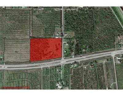 Fort Pierce Residential Lots & Land For Sale: 8170 Okeechobee Road