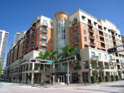 West Palm Beach Rental Leased: 600 S Dixie Highway #752