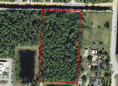 Broward County, Palm Beach County Residential Lots & Land For Sale: 00 State Road 80