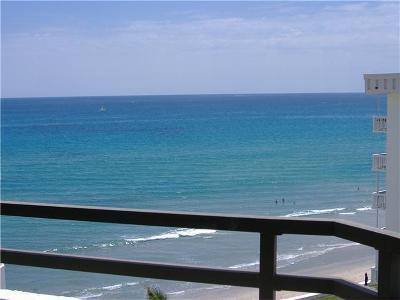 Palm Beach Rental Leased: 3560 S Ocean Boulevard #903