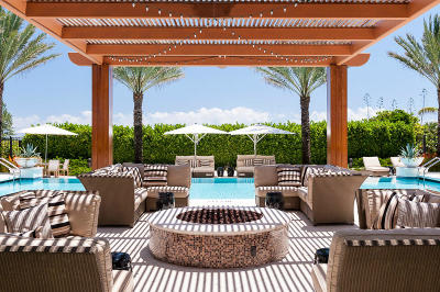 Palm Beach Shores Rental For Rent: 155 S Ocean Avenue #605