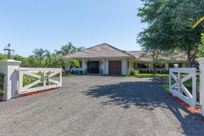 Wellington Single Family Home For Sale: 3368 Olde Hampton Drive