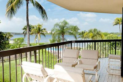 Palm Beach Rental Leased: 2778 S Ocean Boulevard #204 N