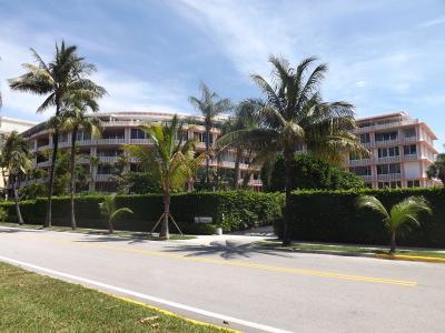 Palm Beach Rental Leased: 315 S Lake Drive #1 D