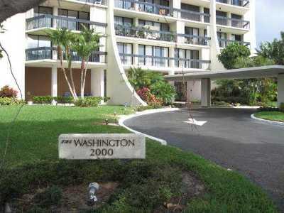 West Palm Beach Rental Leased: 2000 Presidential Way #1505
