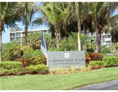 West Palm Beach Rental Leased: 1830 Embassy Drive #604