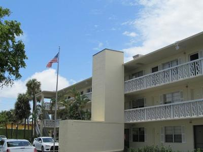West Palm Beach Rental Leased: 3915 S Flagler Drive #118