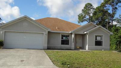 Port Saint Lucie FL Single Family Home Sold: $150,000