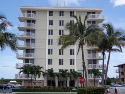 Palm Beach Shores FL Condo Sold: $195,000