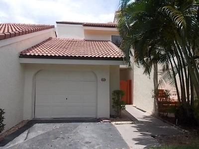 West Palm Beach Rental Leased: 1800 Embassy Drive #105