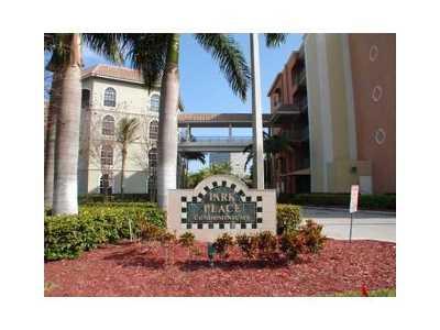 West Palm Beach Rental Leased: 1610 Presidential Way #105