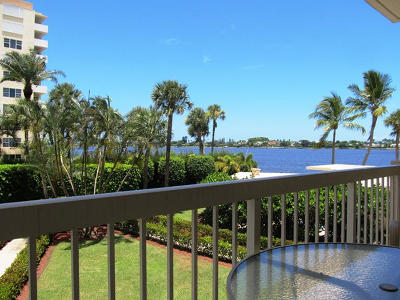 West Palm Beach Rental Leased: 2600 Flagler Drive #205