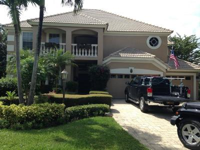 Single Family Home Closed: 19810 Loxahatchee Pointe Drive